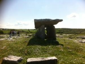 Poulnarbrone dolmen, c. 4200-2900 BC