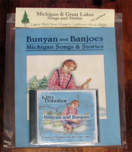 Bunyan & Banjoes Book & CD Package