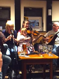 fiddler-Mom